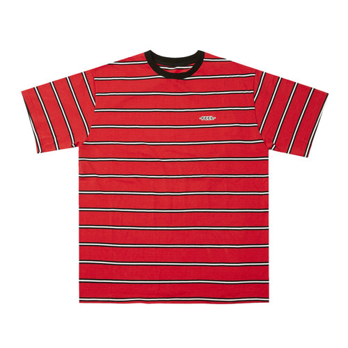 BORDER T-SHIRTS RED